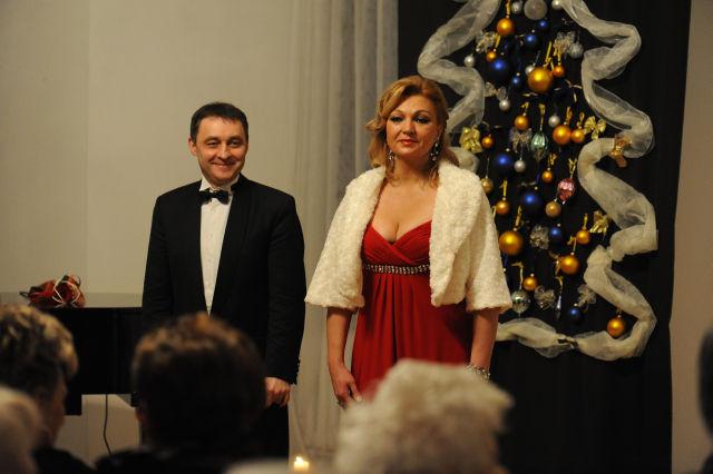 Koncert Małgorzaty Walewskiej i Roberta Grudnia