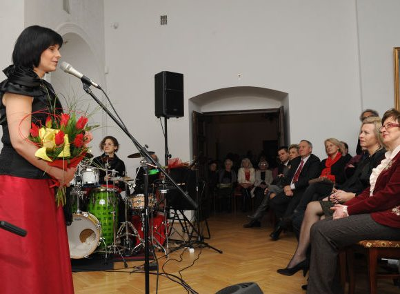 """Obce kraje"" recital Basi Stępniak-Wilk"