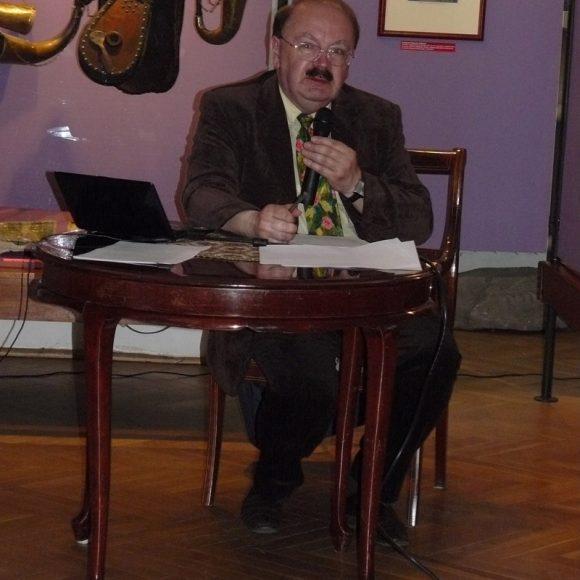 """""""Dudy w staropolskiej tradycji muzycznej"""" – pPrelekcja prof. dr. hab. Zbigniewa Przerembskiego"""