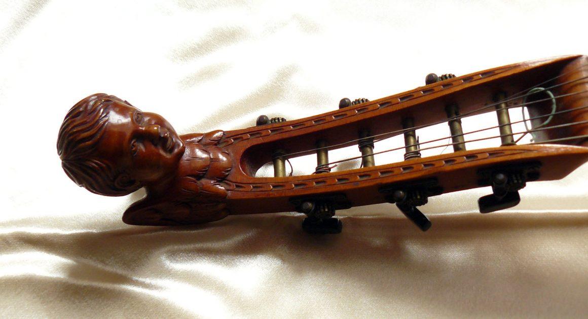 """""""Mediterranea– instrumenty południowoeuropejskie ze zbiorów Muzeum Ludowych Instrumentów Muzycznych w Szydłowcu"""""""
