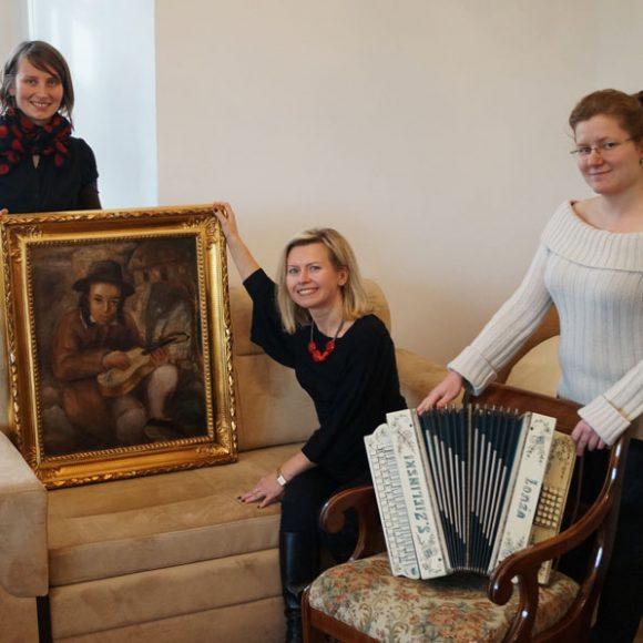 Nowe eksponaty w Muzeum Ludowych Instrumentów Muzycznych w Szydłowcu