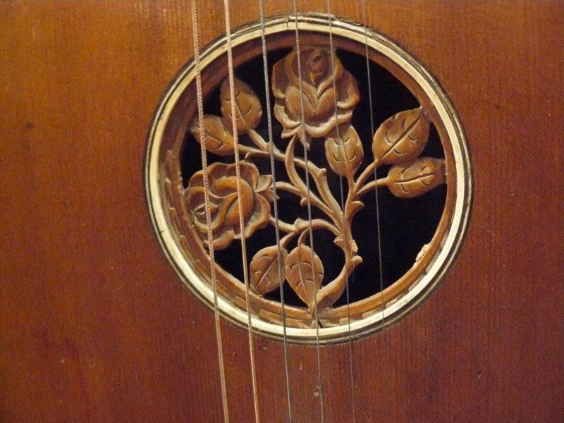 """""""Motywy floralne i zoomorficzne w ludowym instrumentarium muzycznym"""""""