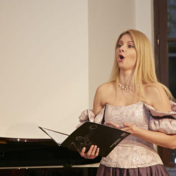 Recital wokalny Magdaleny Idzik