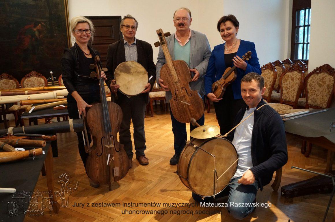 Rozstrzygnięcie V Ogólnopolskiego Konkursu na Budowę Ludowych Instrumentów Muzycznych