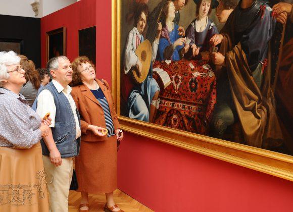 Motywy muzyczne w malarstwie europejskim XVII-XIX wieku w obrazach ze zbiorów Muzeum Narodowego w Warszawie