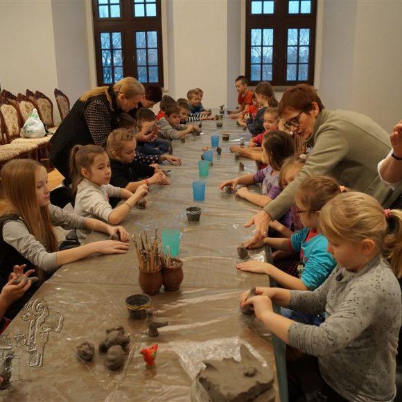 Warsztaty budowy gwizdków ceramicznych