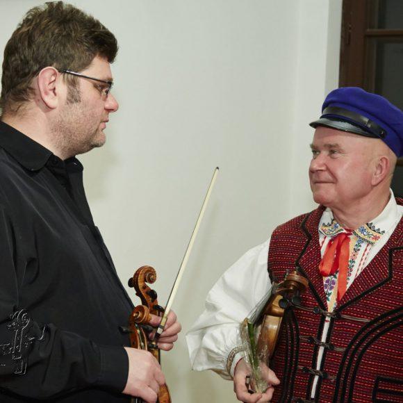 Turniej skrzypków