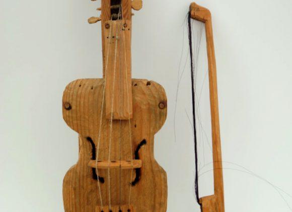 Ludowe zabawki i narzędzia muzyczne