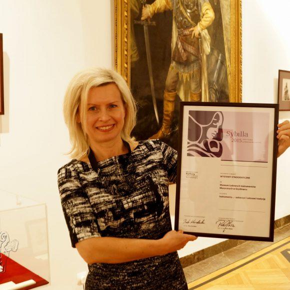Sybilla 2015 – szydłowieckie Muzeum uhonorowane
