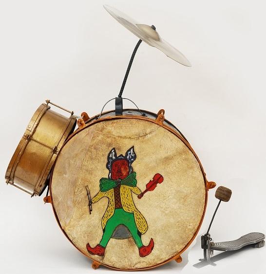 """""""Ale »dżaz«! W instrumentarium ludowego rytmu"""""""