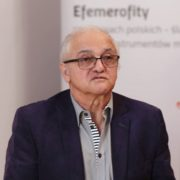 prof. emeritus dr hab. Benjamin Vogel – Kilka uwag na temat polskiego instrumentarium ludowego w świetle migracji instrumentarium profesjonalnego i ludowego na przestrzeni ostatnich stuleci