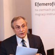dr hab. Piotr Dahlig – Efemerofity na ziemiach polskich, aspekty geograficzno-historyczne i przegląd instrumentarium