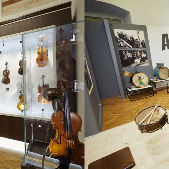 """Muzeum Ludowych Instrumentów Muzycznych w Szydłowcu zdobyło dwie nagrody w konkursie """"Mazowieckie Zdarzenia Muzealne – Wierzba""""!"""