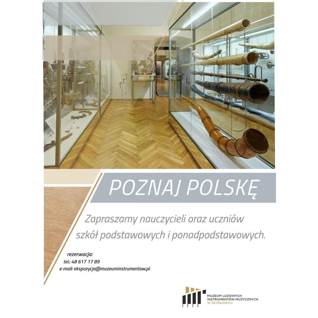 Poznaj Polskę w Muzeum Ludowych Instrumentów Muzycznych w Szydłowcu